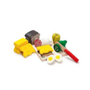 Vzdelávací set -Krájanie a príprava potravín