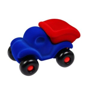 Cleanupper the Dump Truck (Blue)